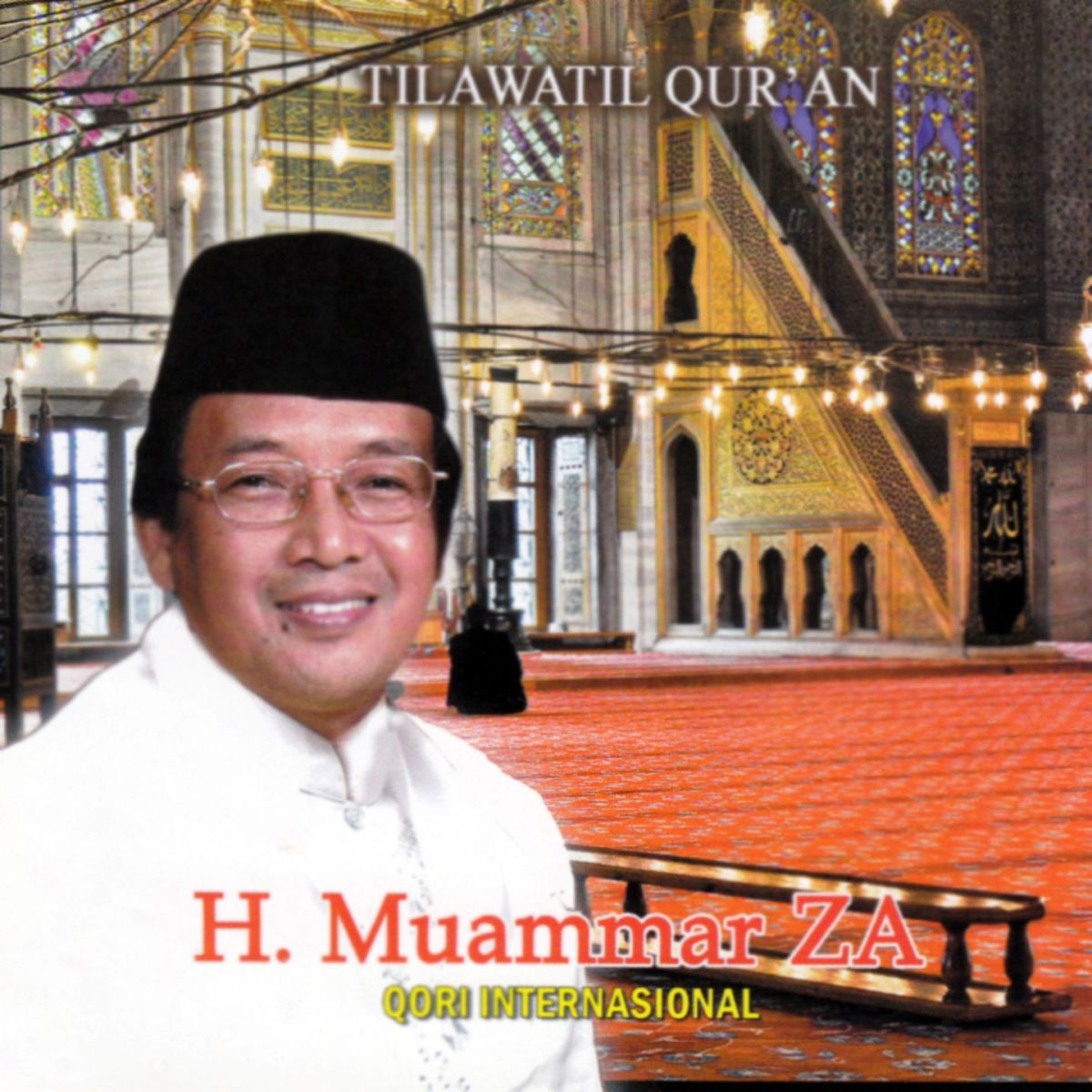 Download Mp3 Murottal Al-Qur'an H. Muammar ZA (30 Juz Per
